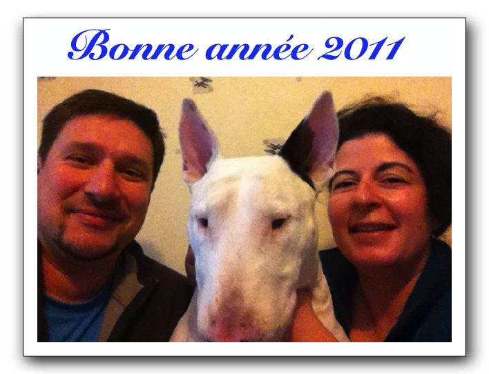 Akha et sa petite famille vous souhaite une... 2011